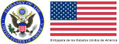 Embassy seal US Flag